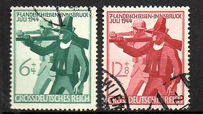 Germania  Reich Serie Complete Usate         Lot 00349