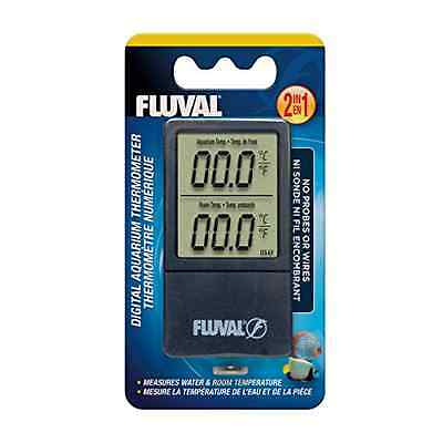 Fluval 2-in-1 Fish Tank Thermometer - SAME DAY DISPATCH