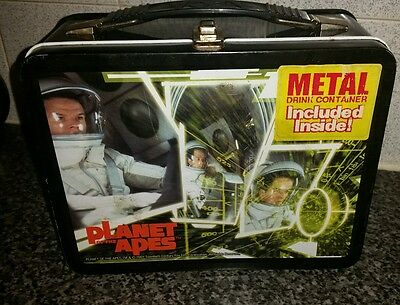 NECA Planet of the apes lunchbox w/drink container #1 LIMITED EDITION 1933/5000