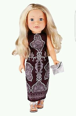 """A New Chad Valley Design A Friend 18"""" Dolls Outfit."""