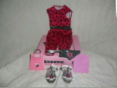 Chad Valley Design A Friend Set Of Dolls Clothes/Outfit Designafriend New