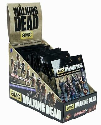 The Walking Dead Building Sets - Blind Bags Serie 1 - Mc Farlane NEU+OVP