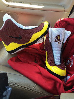 Arizona State Nike Inflicts Size 11-Wrestling