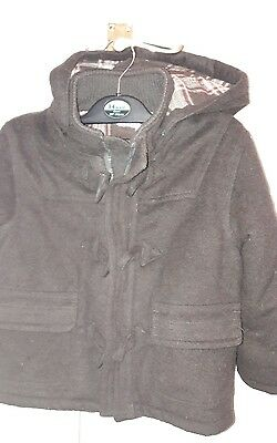 Jasper j conran Kids Boys' brown Lined Coat From Debenhams 4years
