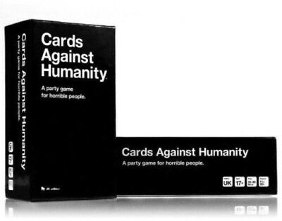 Details about Cards Against Humanity, 550 Card Full Base Set Pack, Party Game