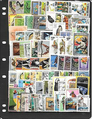 Great Collection Of Mixed Thematic Stamps Bb120