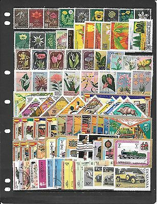Great Collection Of Mixed Thematic Stamps Bb121