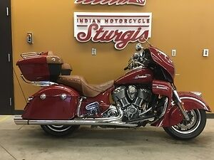 2015 Indian Roadmaster  ***2015 INDIAN ROADMASTER WITH ACCESSORIES!***