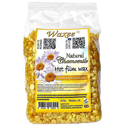 NO STRIPS Stripless Film Hard Wax Pellet Beans Brazilian Bikini HOT Filmwax