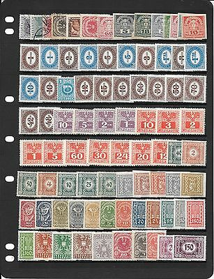 Austria Collection Of Used Stamps Ab211