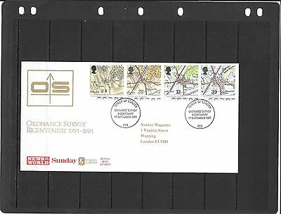 Gb Collection Of First Day Covers Ab171