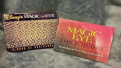 Disney's Magic Eye: A Book of Postcards by Disney Book Group,