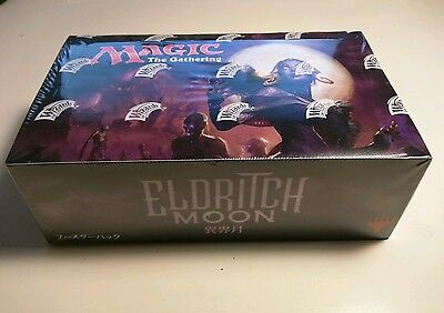 Magic the gathering JAPANESE Eldritch Moon booster box MTG factory sealed