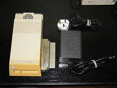 Commodore Amiga Hard Drive Plus A590 for Amiga 500 & 500+