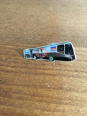 Amway Bus Coach Pin Badge 200 Pieces