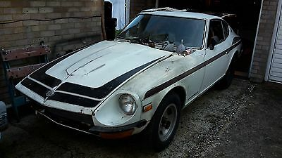 Datsun 240z runing project