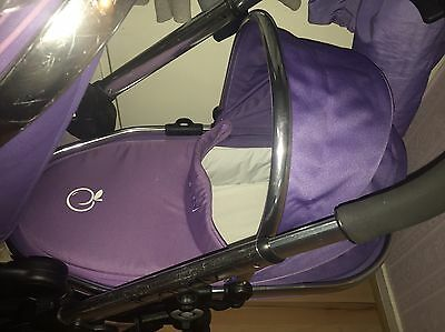 Icandy Peach Lower Carrycot