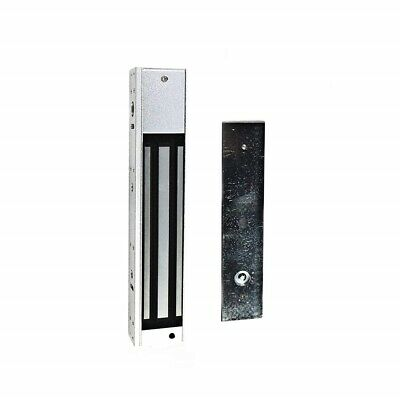 ALEKO Electromagnetic Security Gate Lock For Swing Gate Opener Operator