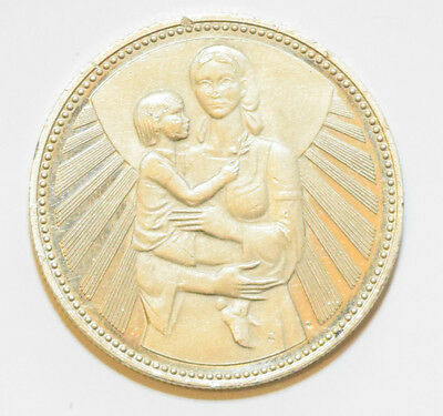 BULGARIAN 2 Leva Coin since 1981. Mother with Child. 1300 Years Bulgaria. XF+.