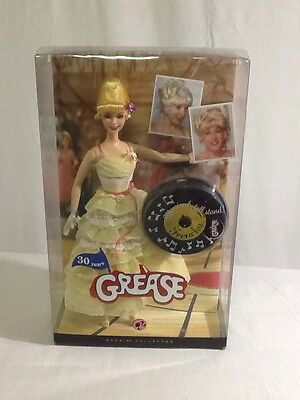 2007 Barbie Grease Frenchy With Musical Stand