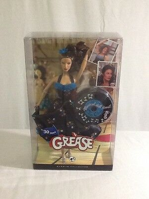 2007 Barbie Grease Cha Cha Dance Off With Musical Stand
