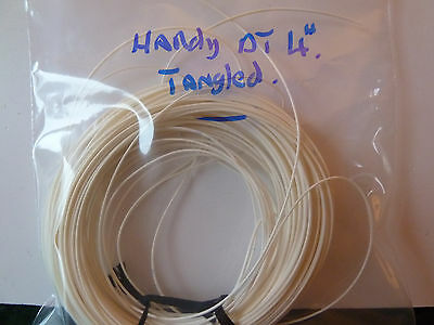 Hardy Dt4 Tangled Fly Floating Line