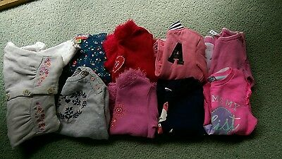 Girls Jumpers (9pk) Size 2