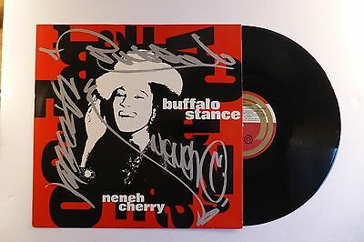 "Neneh Cherry - Buffalo Stance (YRT21  1988) Vinyl 12"" Single 45RPM"