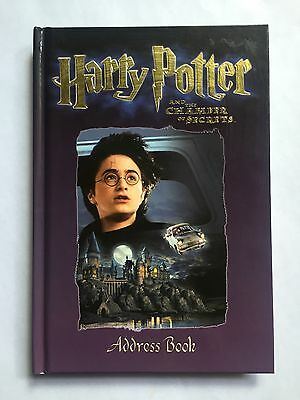 Harry Potter and the Chamber of Secrets Address Book