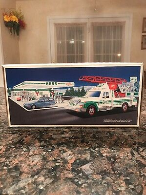 1994 Hess Rescue Truck Brand New In Box
