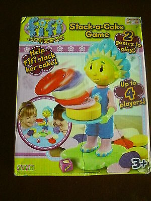 Fifi of the Flowertots,Stack a-cake game,3+,up 2,4,players,?