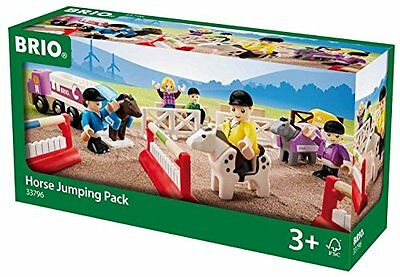 BRIO Horse Jumping Pack