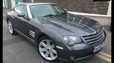 2006 Chrysler Crossfire 3.2 2dr AUTOMATIC  POWERFLOW QUAD EXHAUST UPGRAD