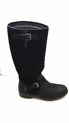 75e4d071a78 NEW UGG THOMSEN Wome's Waterproof Leather Winter Boots Sz 10US,41EUR
