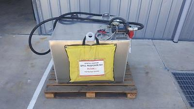 300 Ltr Diesel Fuel Tank with 12v Pump