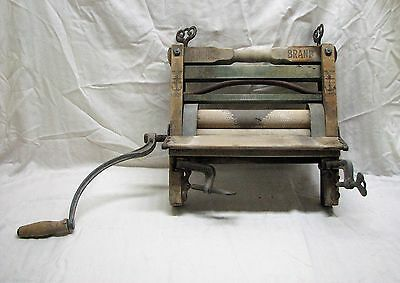 Antique Ringer Washer By Anchor Brand #670