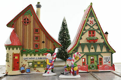 Department 56 North Pole Series Start a Tradition Set