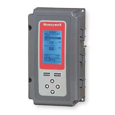 Honeywell Line Voltage Thermostat, 24 to 240VAC, T775A2009