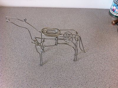 Horse Handcrafted wire Horse