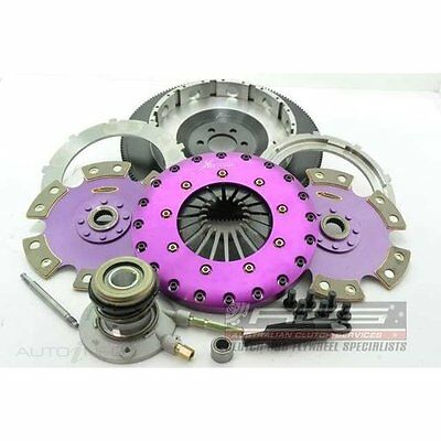 Xtreme 230MM Ceramic Twin Plate Clutch Kit for Holden Commodore VT -VZ LS1/LS2 V
