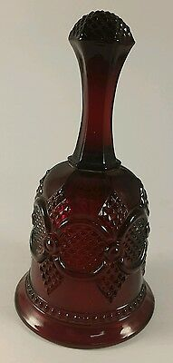 Avon Ruby Red 1876 Cape Cod Bell