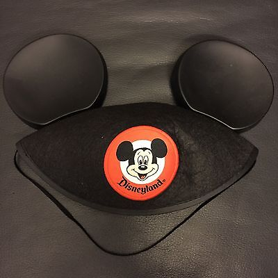 Disneyland Mickey Mouse Ears Hat AMY Embroidered on Back Youth Size Never Worn