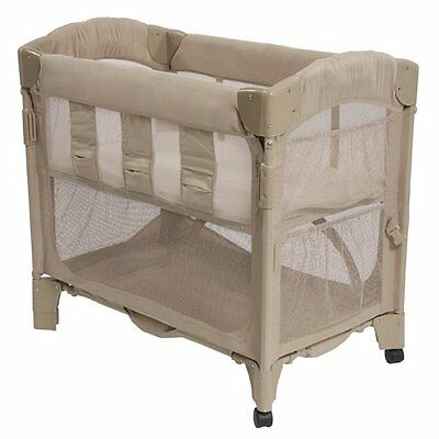 Arms Reach Concepts Mini ARC Co-Sleeper - Toffee, New in Box