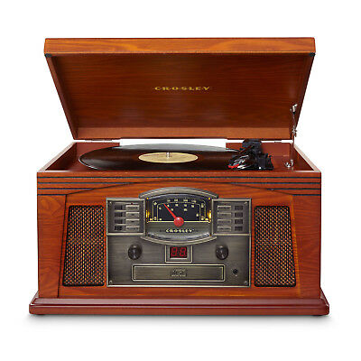 Crosley Lancaster with Bluetooth (in) Turntable