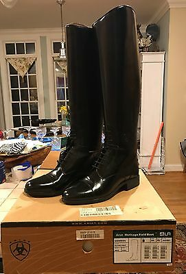 Ariat Heritage Field Boots, size 8, med/full, style # 55101, BRAND NEW w/box!