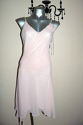 Vintage Baby Pink Fairy Princess Party Dress Size 10
