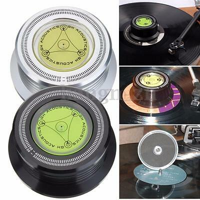 AU LP Disc Stabilizer Turntable 50HZ 3 In 1 Record Clamp For Vibration Balanced