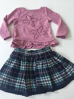 Skirt And Top Set Age 2-3 Years George