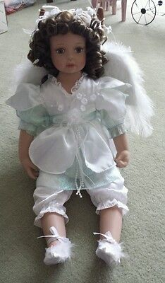 Porcelain Doll. Charity. By paradise galleries. New. Rare.