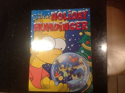 The Simpsons Holiday Humdinger Comic Book New